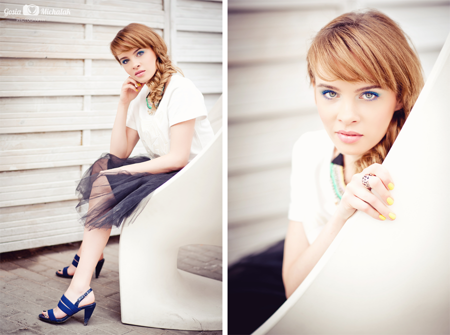 Sesja portretowa modowa Gosia Michalak PHOTOGRAPHY